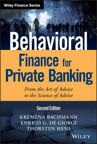 Thorsten Hens. Behavioral Finance for Private Banking
